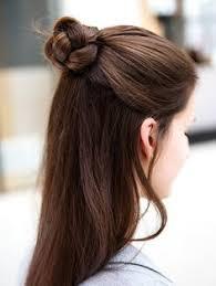 Einfache Hochsteckfrisuren D Ne Haare by Ganz Easy 7 Einfache Frisuren Für Dünne Haare Dünnes Haar