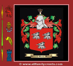 robertson family crest and meaning of the coat of arms for the