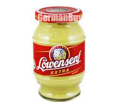 lowensenf mustard lowensenf hot mustard buy german