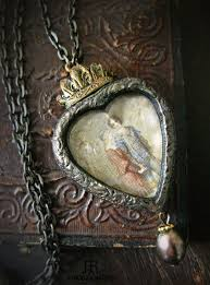 sacred heart jewelry in the witchs wood sacred heart pictorial a journey through