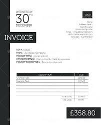 cool invoice template free u2013 dimora me