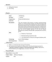 resume details example 51 teacher resume templates free sample