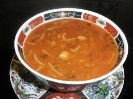 cuisine marocaine harira soupe marocaine harira kawtar couscous