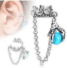 ear cuff piercing unique cuff earrings ear cuffs rebelsmarket