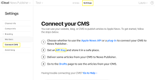 Articles Main Title Squarespace Help Publishing To Apple News With Squarespace