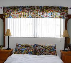 marvel retro comics superhero bedroom sets table runners