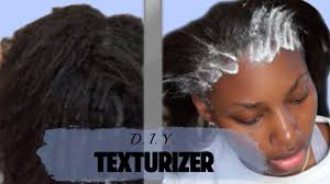 how to texturize black hair how i texturize my 4c hair starring shameka youtube