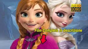 film frozen intero frozen il regno di ghiaccio film completo italiano youtube
