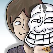 Troll Meme Mask - sakurai s mask masahiro sakurai know your meme