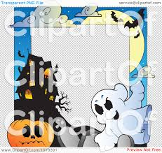 spooky cemetery clipart ghost borders clip art clipart collection