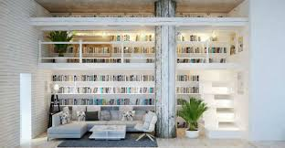 Library Ideas Living Room Interior Designs Decorate Yours With 10 Awesome
