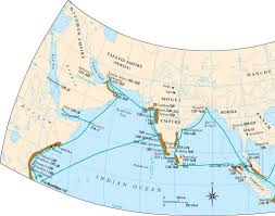Cape Of Good Hope On World Map by The Indian Ocean 1500 U20141900