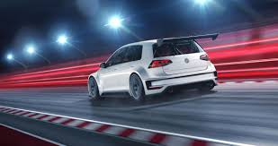 volkswagen golf gti tcr joins touring car series evo