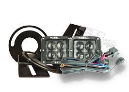 3 inch fog light kit 3 inch black label lighting led cube foglight kit 2007 2013 gmc sierra