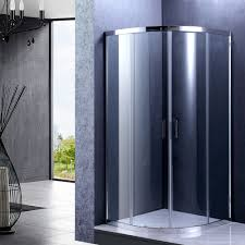 crystal tech curved shower enclosure with corner entry door crystal tech curved shower enclosure with corner entry door 1000x1000x2000mm