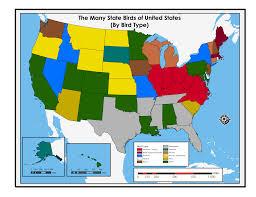 All Fifty States United States Maps U2013 I Got Charts