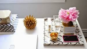 Acrylic Desk Accessories Amazing Lucite Desk Accessories Within A Bubbly Lifegold Leaf Diy