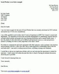 sample social worker cover letter adoptions social worker cover