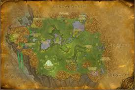 map quests nagrand map with locations npcs and quests of warcraft