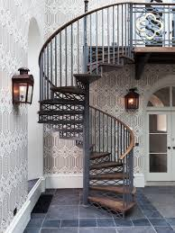 Staircase Spindles Ideas Grey Staircase Spindle Ideas Houzz