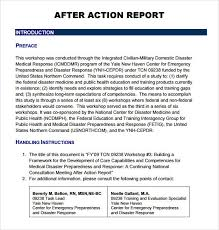 after report template after report template helpful photoshot format ideastocker
