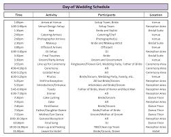 wedding planning schedule free wedding timeline template tolg jcmanagement co