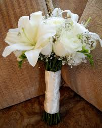 white bouquet white bouquet we did a classic all white bouquet with