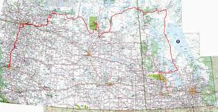 Winnipeg Map Calgary To Winnipeg