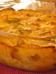 cuisiner le patisson gratin de pommes de terre et patisson recette ptitchef