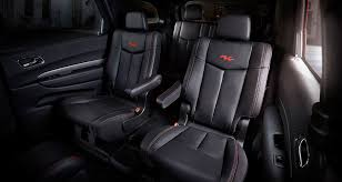 dodge durango 2015 interior 2014 dodge durango r t with available second row fold and tumble