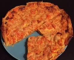 cuisines solenn tarte poulet carottes curry de solenn recette de tarte poulet