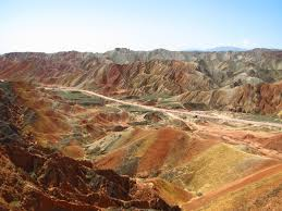 zhangye national geopark wikipedia