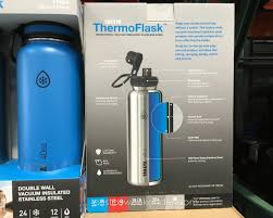 Coleman Stainless Steel Cooler Costco by Takeya Thermoflask Water Bottle 2 Pack Costco Weekender