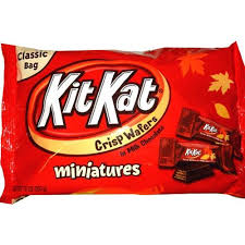 kit kat halloween miniature 10 oz bag groovycandies com online