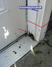 Installing Exterior Door Jamb Front Door Frame Replacement Exterior Door Jamb Repair