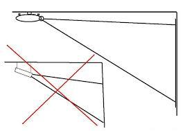 projektionsfläche lg hw 300 und mdf projektionsfläche projektoren beamer hifi forum