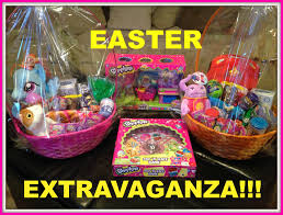 my pony easter basket easter extravaganza unboxing frozen my pony home shopkins