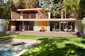 Midcentury Modern House Plans - two story mid century modern house plans
