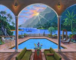 Hawaiian House Painter Of The Pacific Northwest And Hawaii