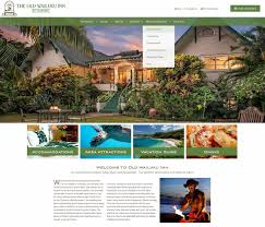 homepage design inspiration the best bed and breakfast website design inspiration you need to see