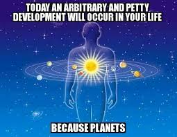 Astrology Meme - astrology justpost virtually entertaining
