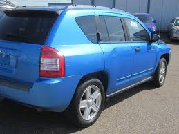 jeep compass limited blue 2008 jeep compass gary hanna auctions
