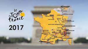 Tour De France Map by Le Parcours En 3d The Route In 3d Tour De France 2017 Youtube