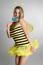 Bumblebee Halloween Costumes Bumblebee Halloween Costume Royalty Free Stock Photography Image