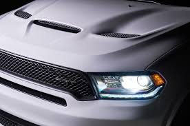 jeep hood vents first look u2013 first ever dodge durango srt on its way for 2018