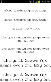 flipfont apk free oldeng fonts for flipfont free android apps on play