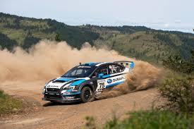 subaru rally subaru driver david higgins takes oregon trail rally u2013 drive safe