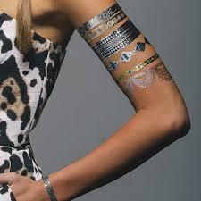 bali temporary jewelry tattoos tattify
