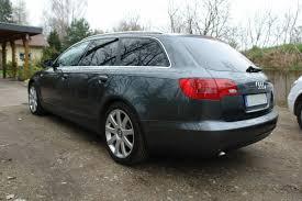 2007 Audi Avant 2008 Audi A6 Avant 2 0 Tdi Related Infomation Specifications