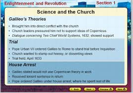 ocsb wrongly teaches history of galileo in western civ class